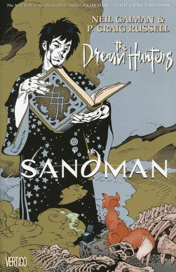 SANDMAN THE DREAM HUNTERS SC (OLD EDITION)