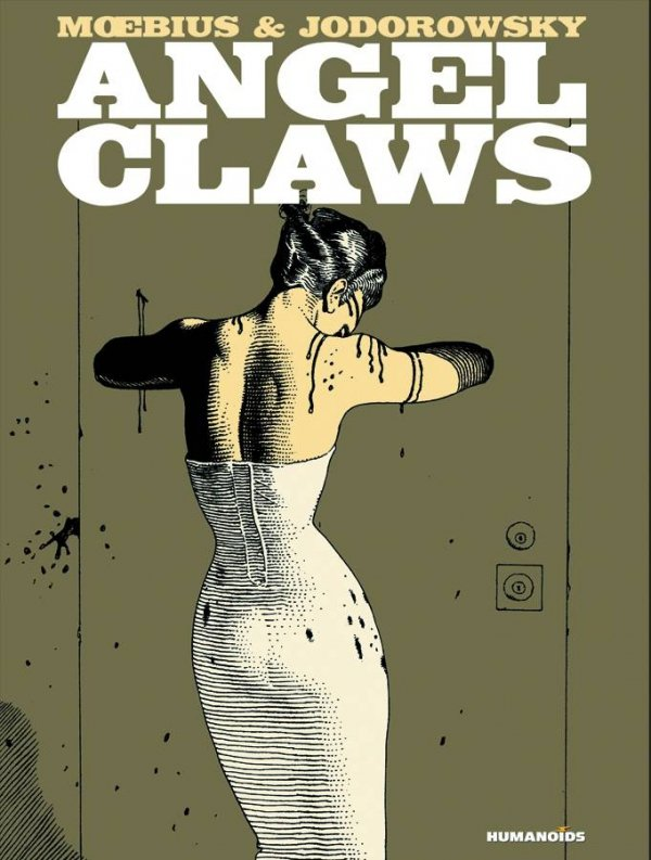ANGEL CLAWS HC (ADULT) (LARGE FORMAT)