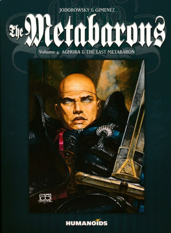 METABARONS VOL 04 AGHORA AND THE LAST METABARON SC