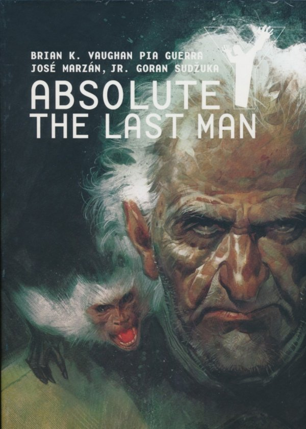 ABSOLUTE Y THE LAST MAN VOL 03 HC (BOX)