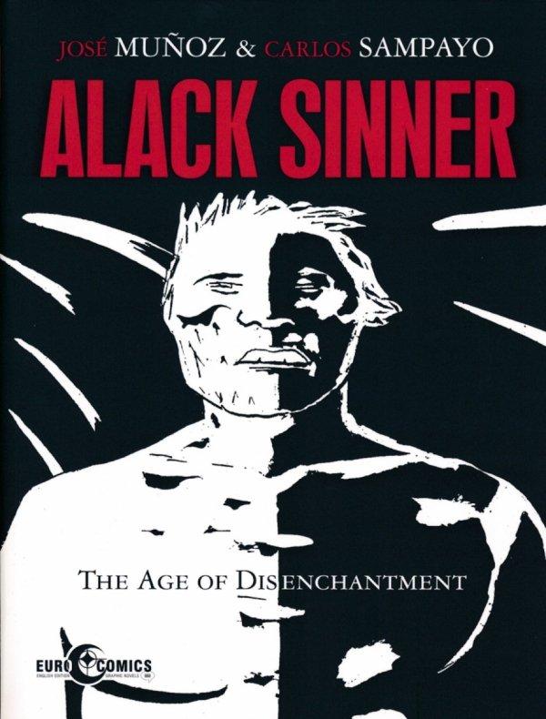 ALACK SINNER AGE OF DISENCHANTMENT TP
