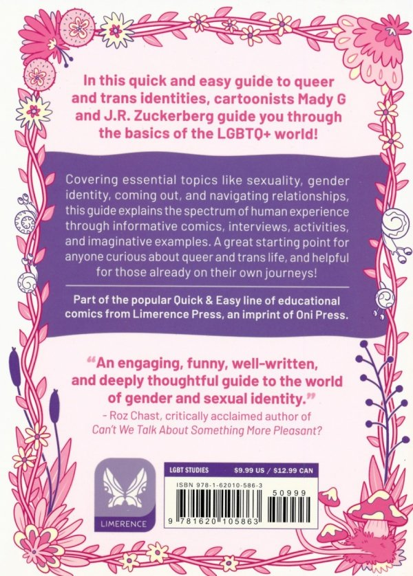 QUICK AND EASY GUIDE TO QUEER AND TRANS IDENTITIES SC