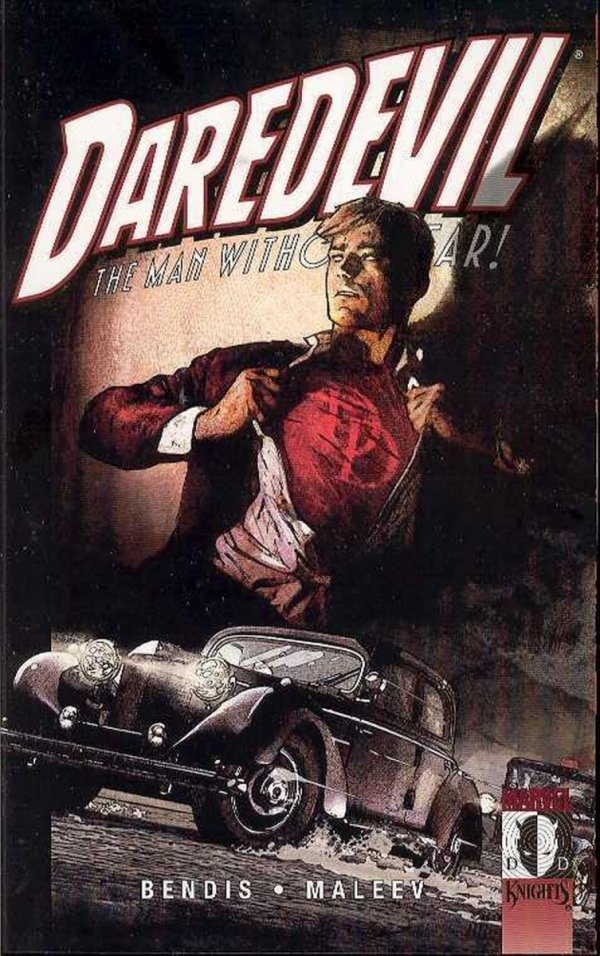 DAREDEVIL VOL 11 GOLDEN AGE SC **