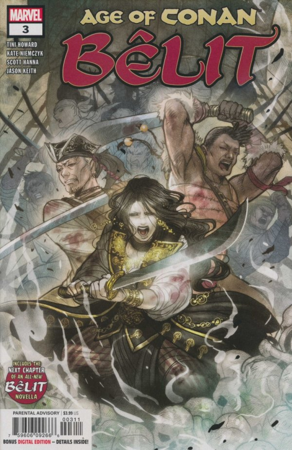 AGE OF CONAN BELIT #3