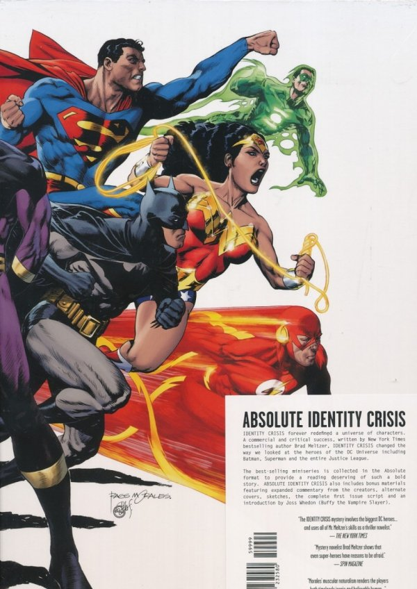 ABSOLUTE IDENTITY CRISIS HC (BOX)