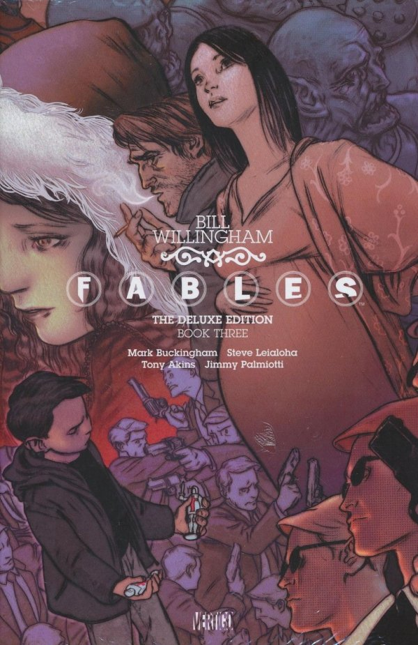 FABLES THE DELUXE EDITION VOL 03 HC