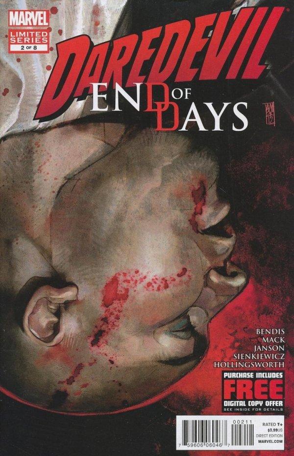 DAREDEVIL END OF DAYS #2