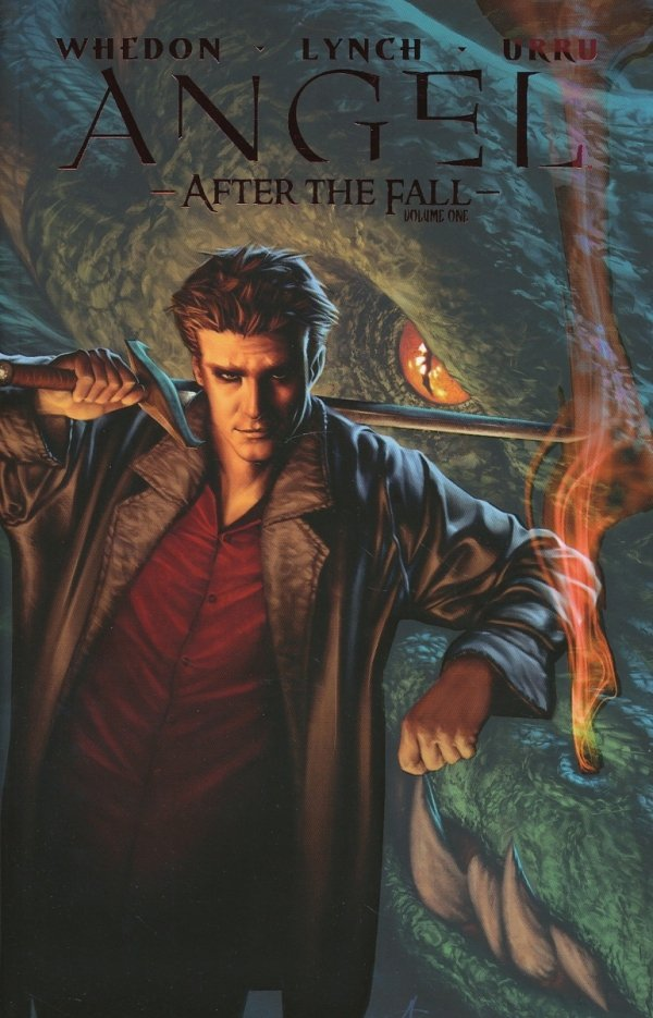 ANGEL AFTER THE FALL TP VOL 01