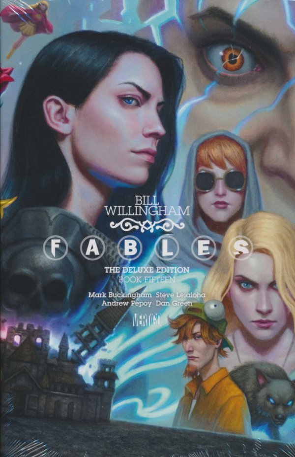 FABLES THE DELUXE EDITION VOL 15 HC