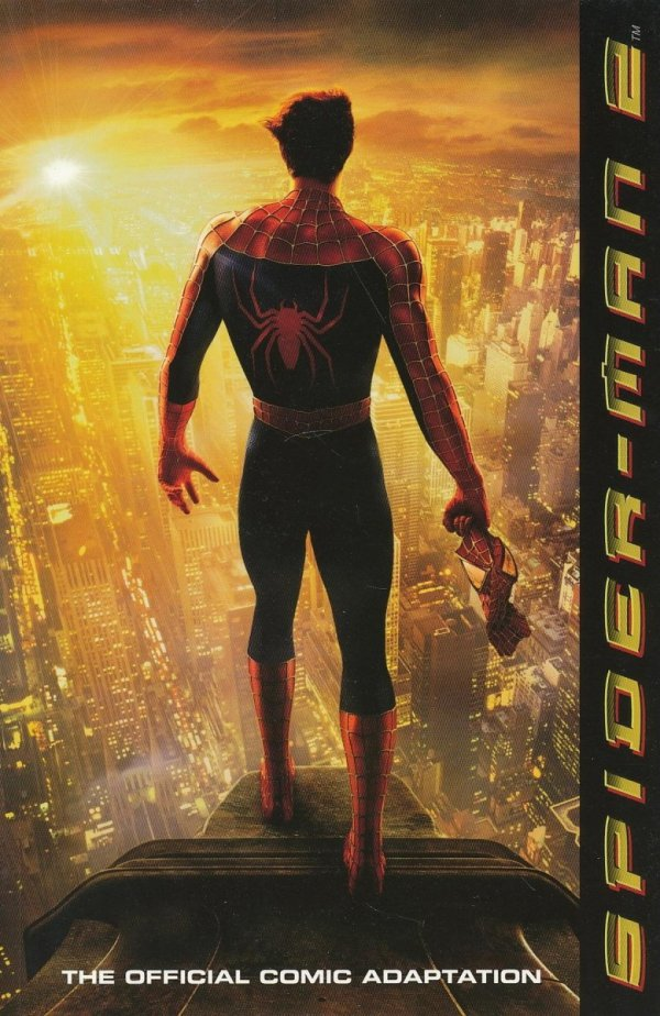 SPIDER-MAN 2 THE OFFICIAL COMIC ADAPTATION SC