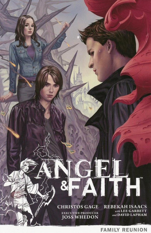 ANGEL AND FAITH VOL 03 FAMILY REUNION SC