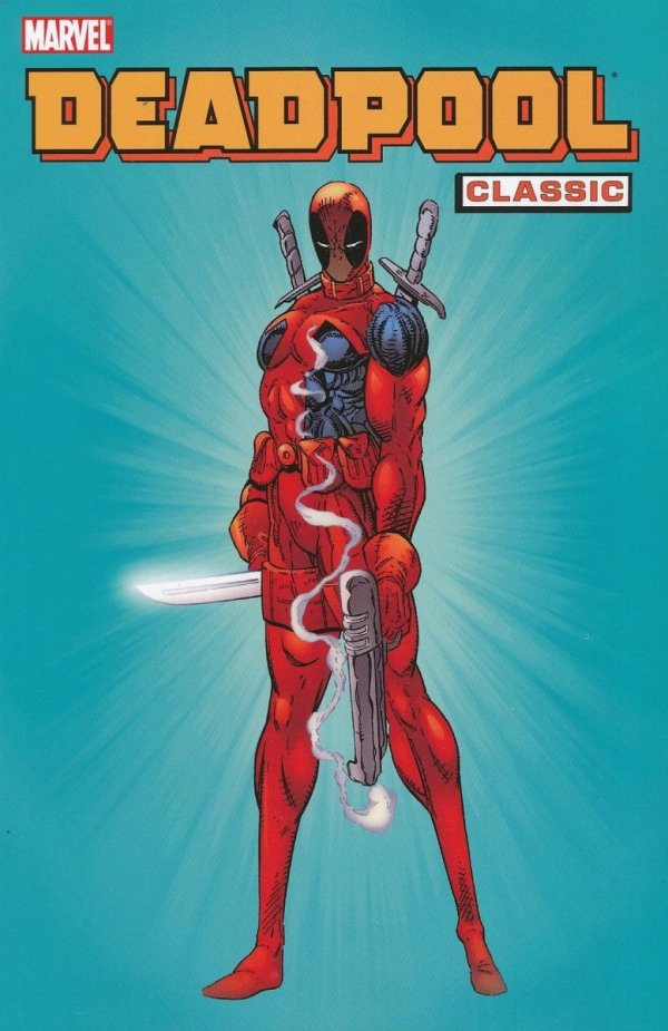 DEADPOOL CLASSIC TP VOL 01