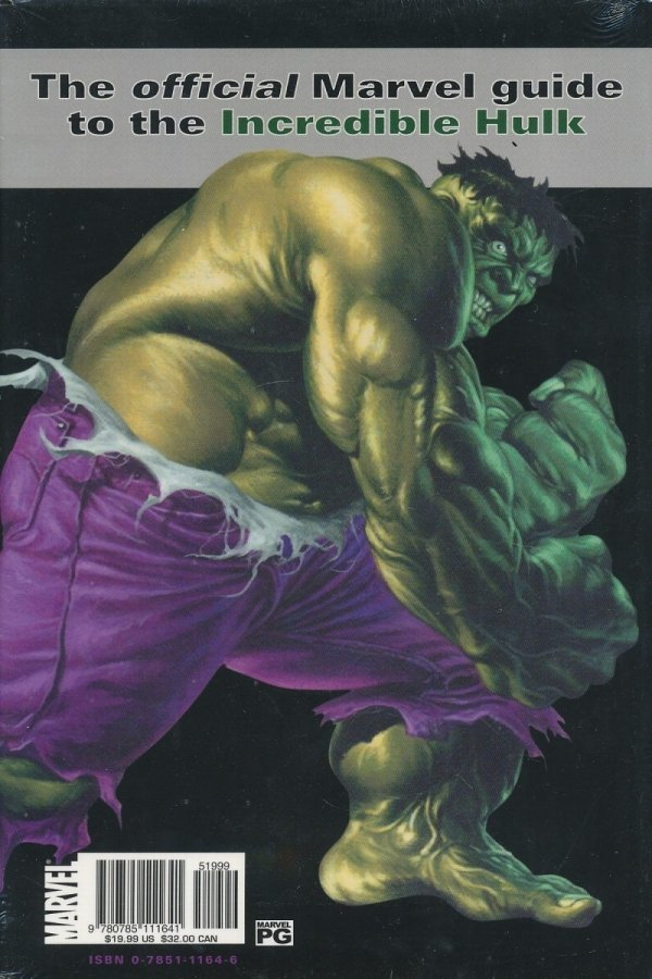 MARVEL ENCYCLOPEDIA VOL 03 THE HULK HC