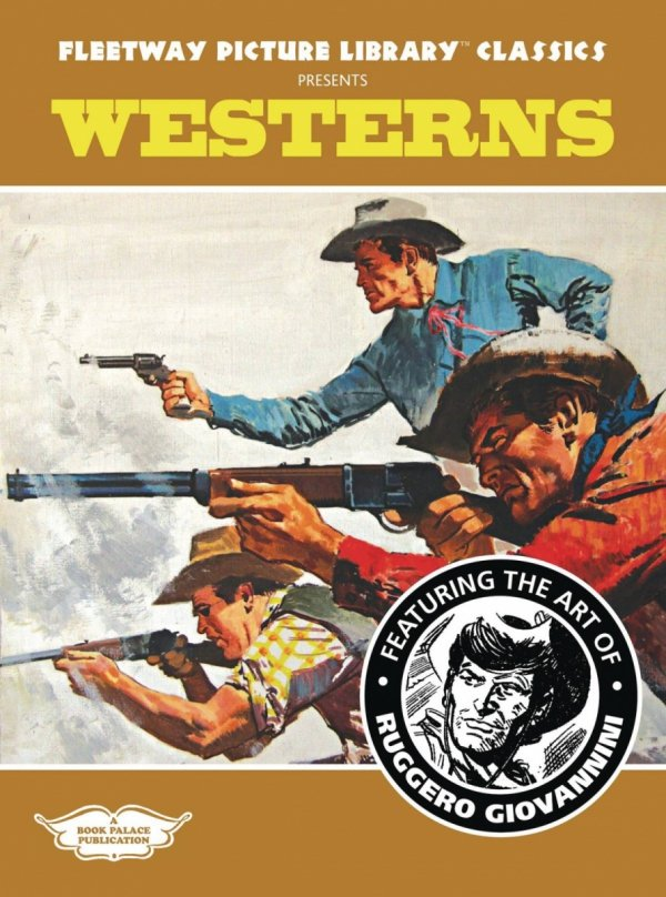 FLEETWAY PICTURE LIBRARY SC WESTERNS *