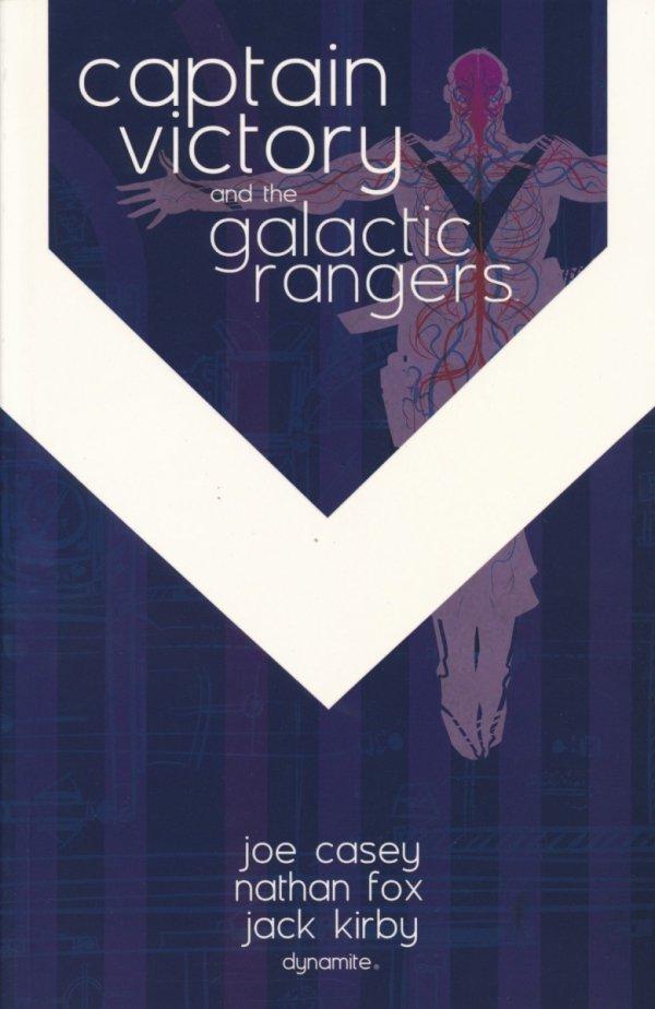 CAPTAIN VICTORY & GALACTIC RANGERS TP