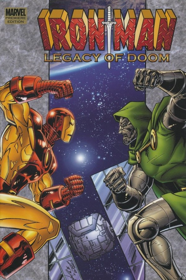 IRON MAN LEGACY OF DOOM HC