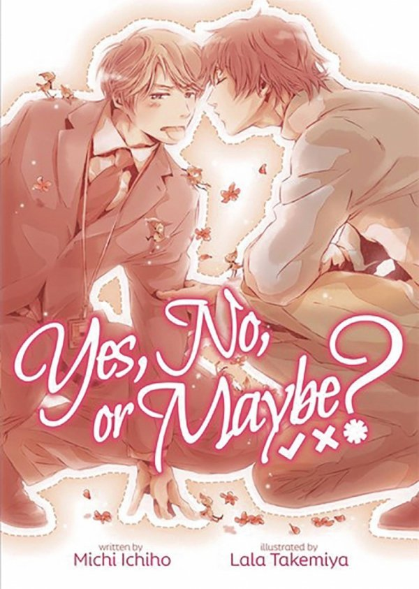 YES NO OR MAYBE LIGHT NOVEL *