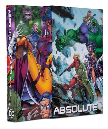 Absolute WildC.A.T.S. by Jim Lee HC
