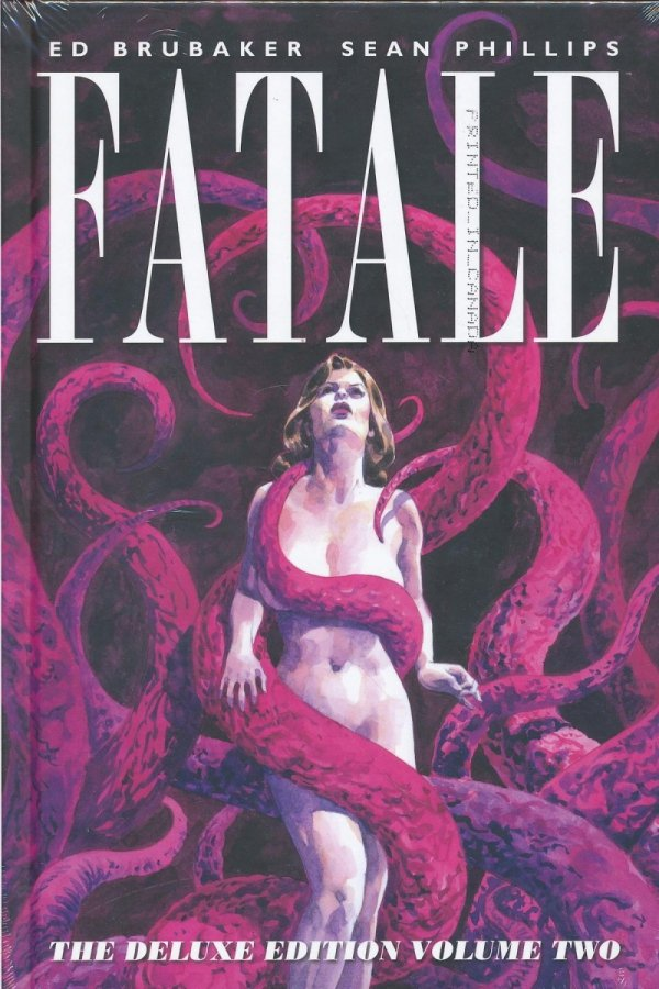 FATALE THE DELUXE EDITION VOL 02 HC