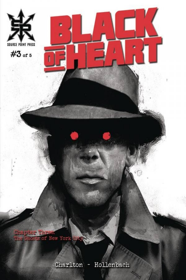 BLACK OF HEART #3 *