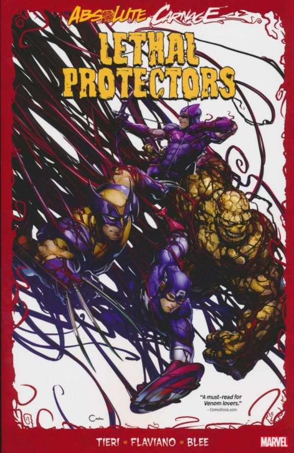 ABSOLUTE CARNAGE LETHAL PROTECTORS SC