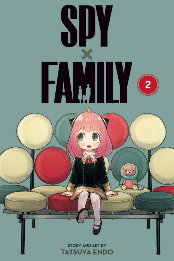 SPY X FAMILY GN VOL 02 *