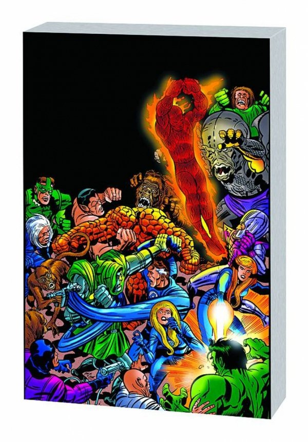 ESSENTIAL THE FANTASTIC FOUR VOL 05 SC (NEW EDITION) *