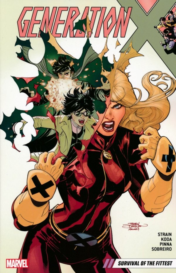 GENERATION X TP VOL 02 SURVIVAL OF THE FITTEST