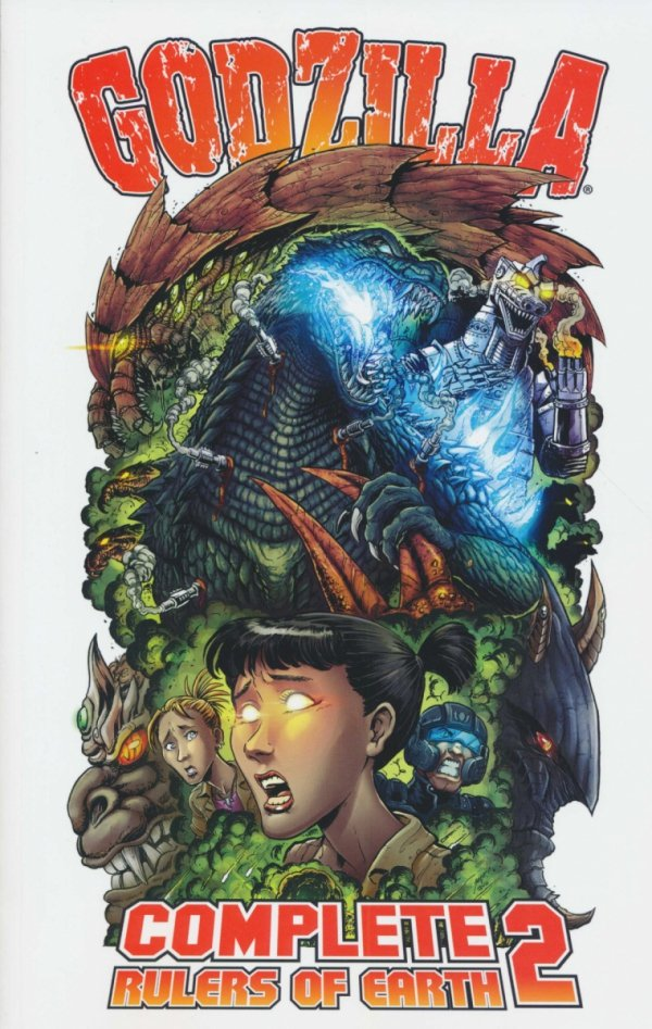GODZILLA COMPLETE RULERS OF EARTH VOL 02 SC