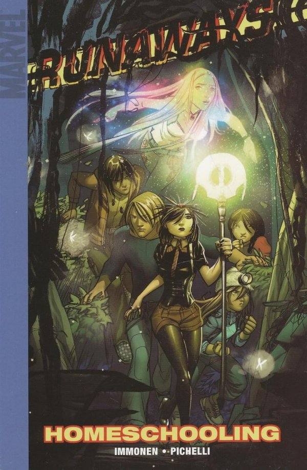RUNAWAYS TP VOL 11 HOMESCHOOLING DIGEST
