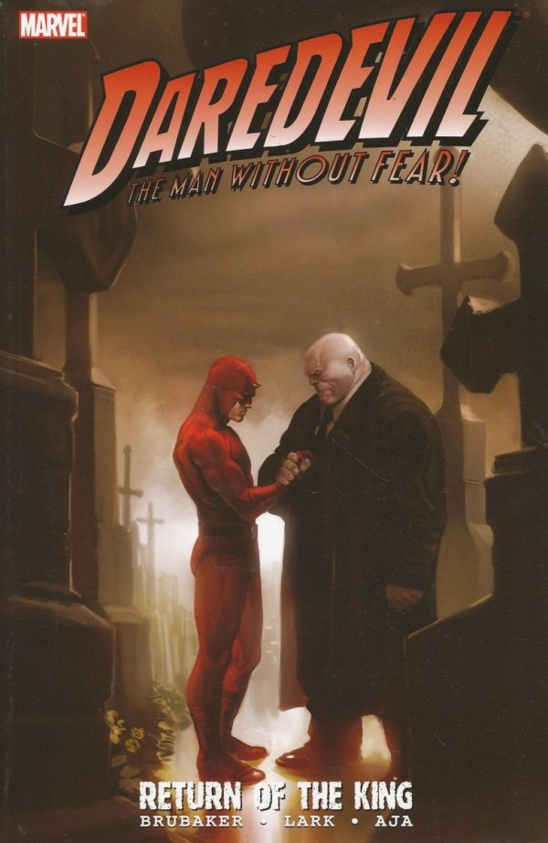DAREDEVIL RETURN OF THE KING SC