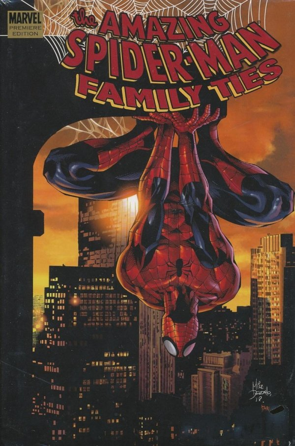 SPIDER-MAN FAMILY TIES HC
