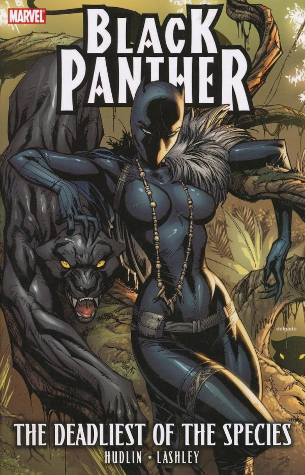 BLACK PANTHER THE DEADLIEST OF THE SPECIES SC **