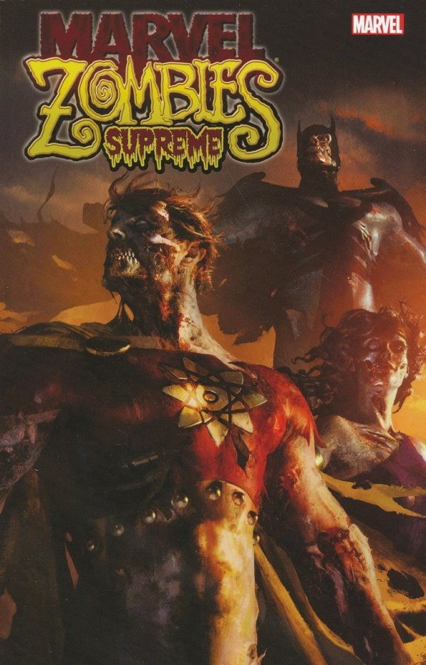 MARVEL ZOMBIES SUPREME SC