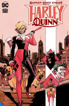 Batman: White Knight Presents: Harley Quinn HC