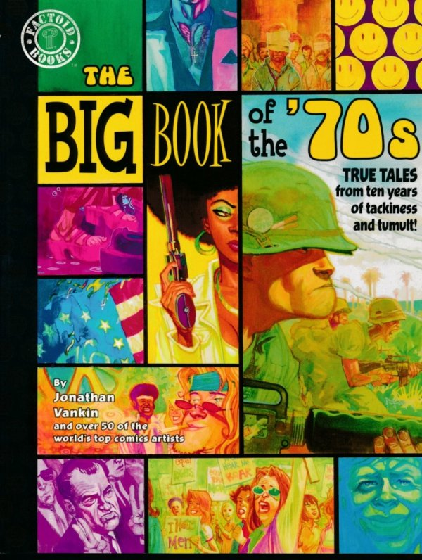 BIG BOOK OF THE 70S SC