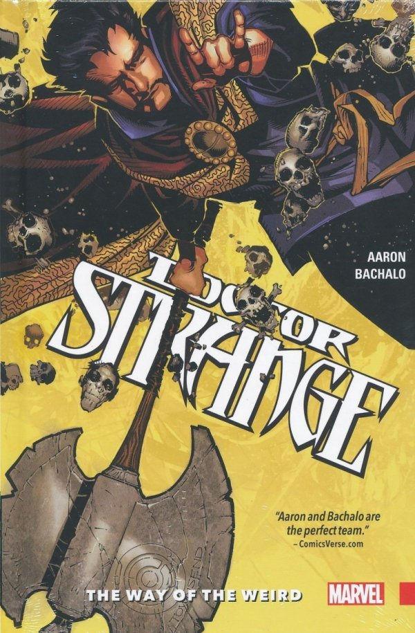 DOCTOR STRANGE VOL 01 THE WAY OF THE WEIRD HC