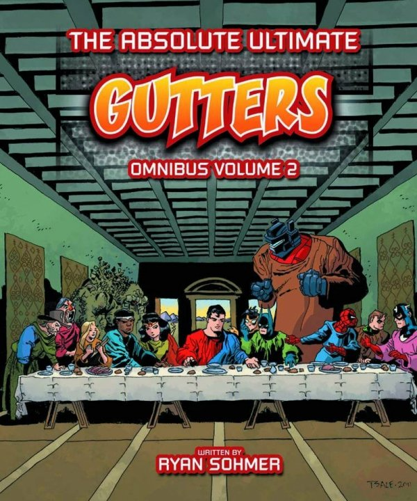 ABSOLUTE ULTIMATE GUTTERS OMNIBUS VOL 02 HC **