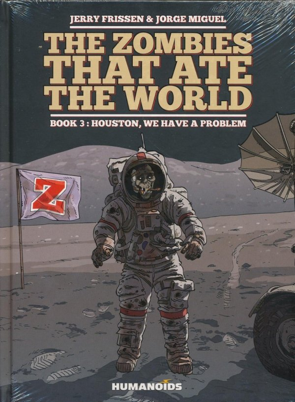 ZOMBIES THAT ATE THE WORLD VOL 03 HC