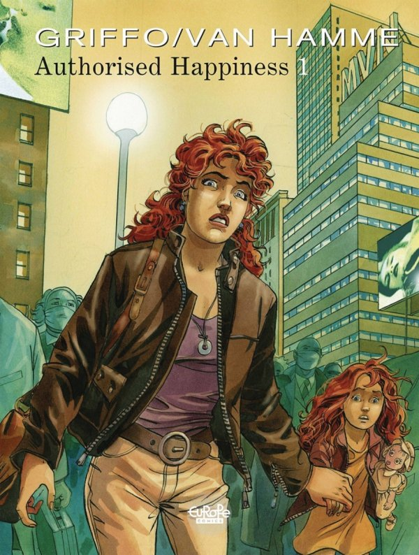 AUTHORISED HAPPINESS GN VOL 01 *