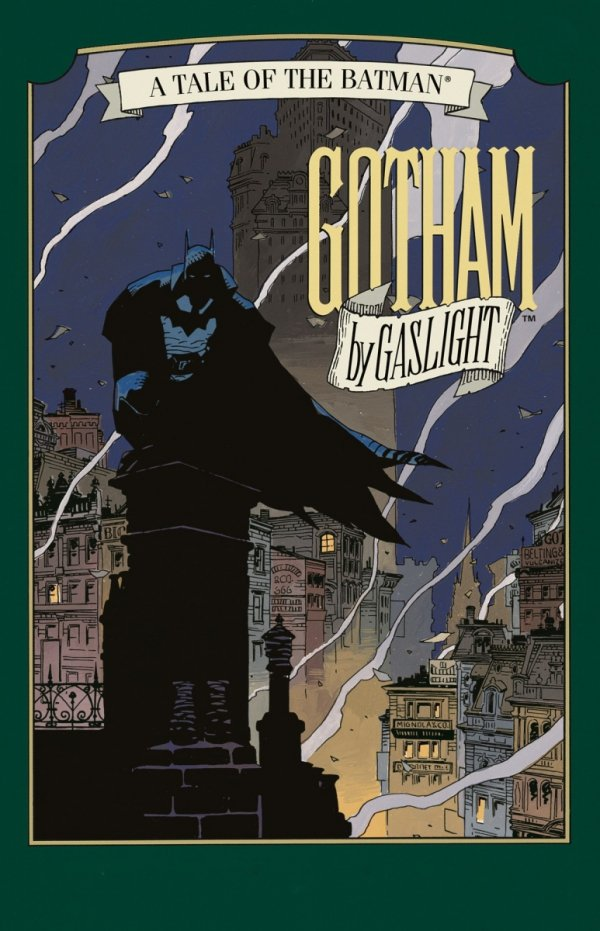 BATMAN GOTHAM BY GASLIGHT THE DELUXE EDITION HC *