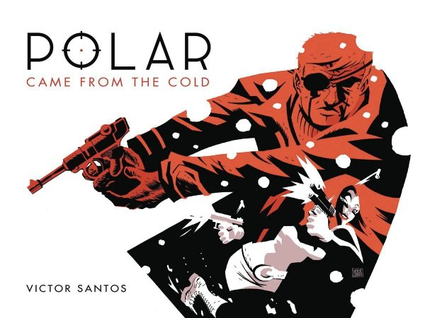 POLAR CAME FROM THE COLD HC (NEW EDITION)
