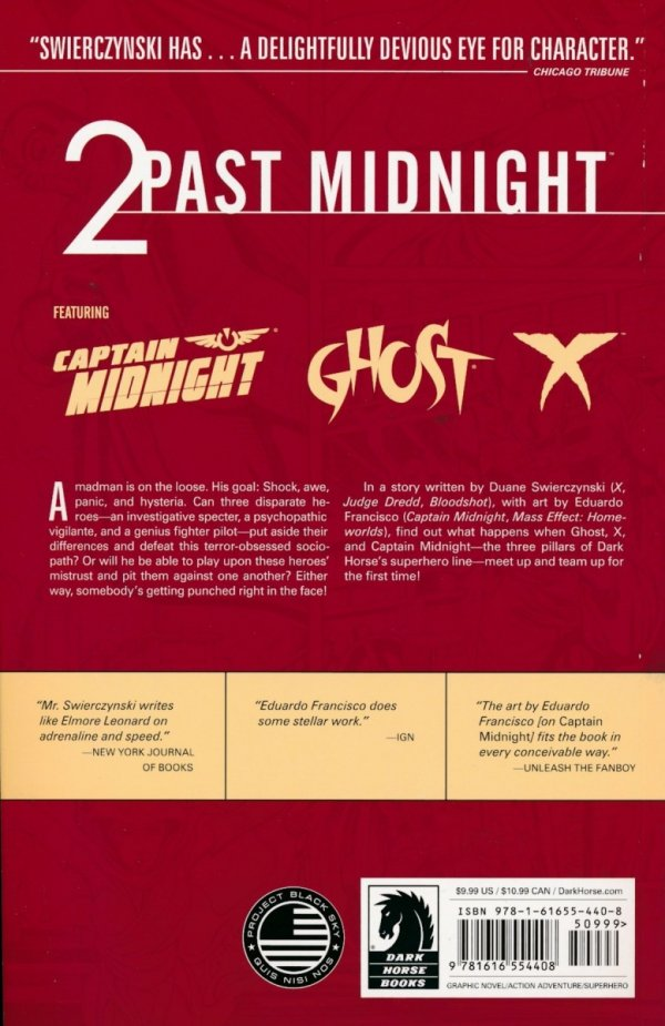 TWO PAST MIDNIGHT TP