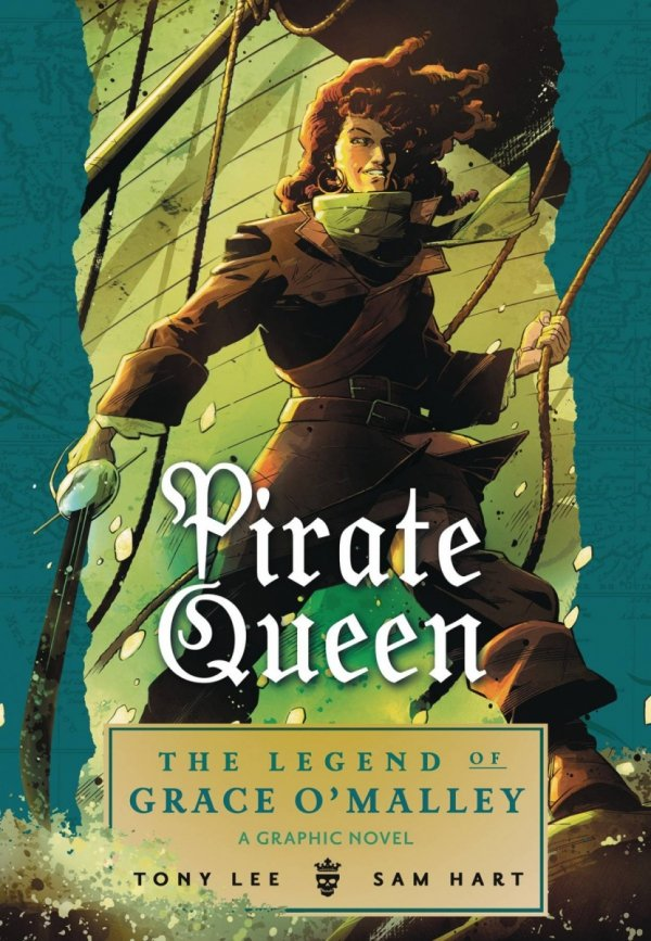 PIRATE QUEEN LEGEND OF GRACE O MALLEY SC GN *