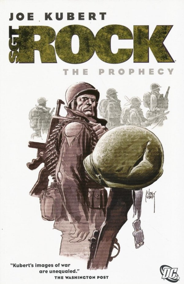 SGT ROCK THE PROPHECY SC