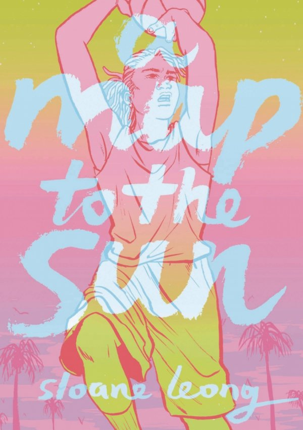 MAP TO THE SUN HC GN *