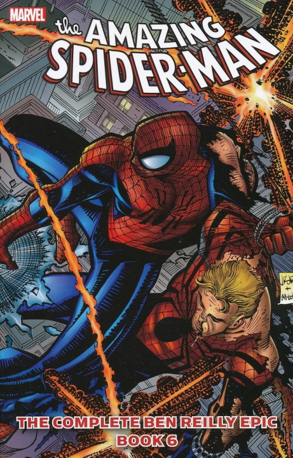 SPIDER-MAN COMPLETE BEN REILLY EPIC TP BOOK 06