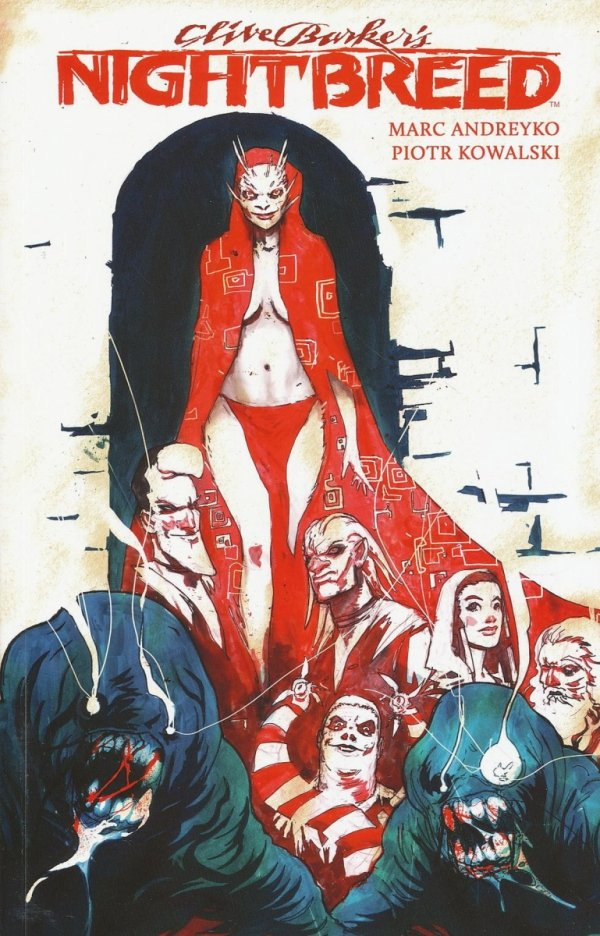 CLIVE BARKERS NIGHTBREED TP VOL 01
