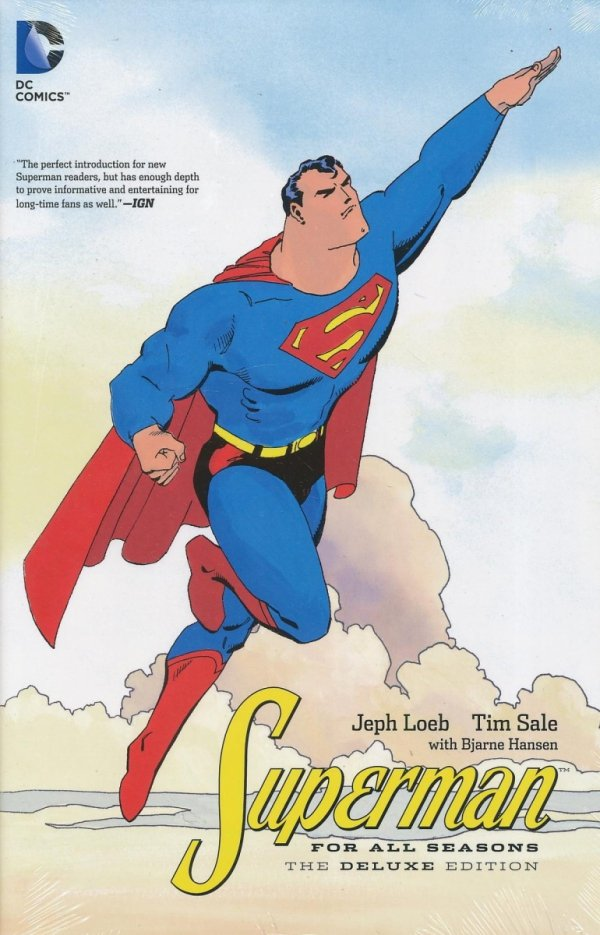 SUPERMAN FOR ALL SEASONS THE DELUXE EDITION HC