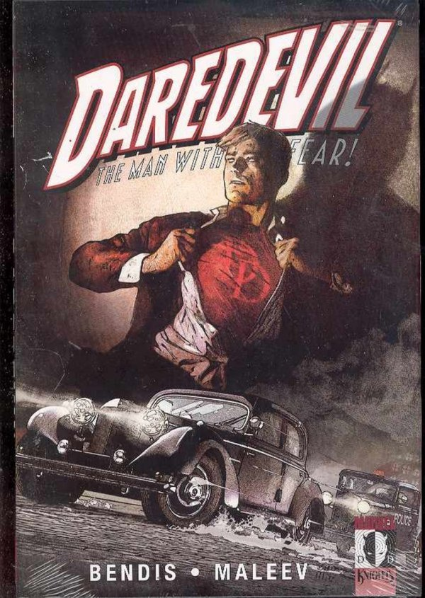 DAREDEVIL VOL 05 HC *